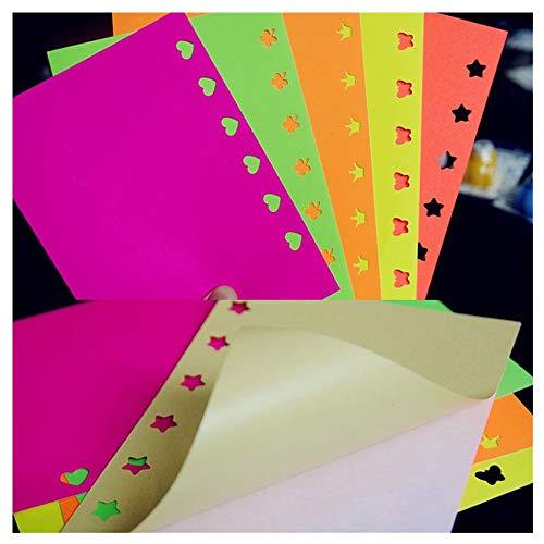 CGS2 Kleurrijke Handgemaakte Sticker Kids Educatief Materiaal Kaart maken DIY reliëf Papier Kleurrijke Scrapbooking Papier Stickers Keukengerei
