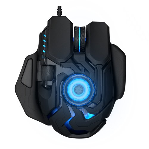 FM gaming mouse,double wheel,patent size adjusting system,patent shaft type key system,8200 DPI