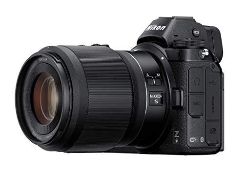 Best Prices! Nikon Z6 FX-Format Mirrorless Camera Body w/NIKKOR Z 24-70mm f/4 S and NIKKOR Z 50mm f/...