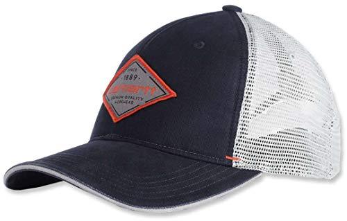 Carhartt . 104335.I26.S000 Silvermine Cap, Azul Marino