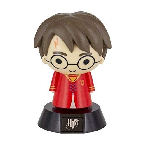 Paladone - Lampe Figurine Décorative Harry Potter Quidditch