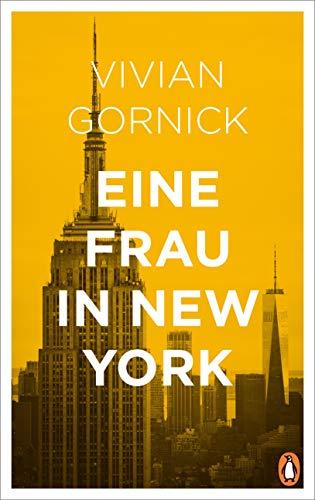 Buchseite und Rezensionen zu 'Eine Frau in New York' von Gornick, Vivian