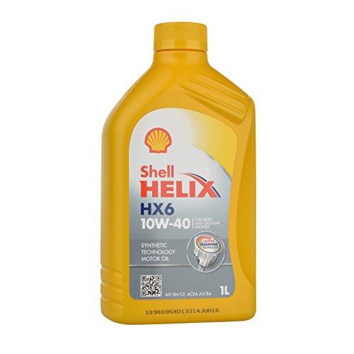 Shell Helix HX6 10W40 Motoröl, 1L