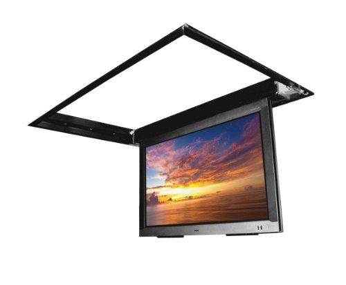 FLP-210 In-Ceiling Flip Down Motorized TV Mount For 32-50 inch TV's