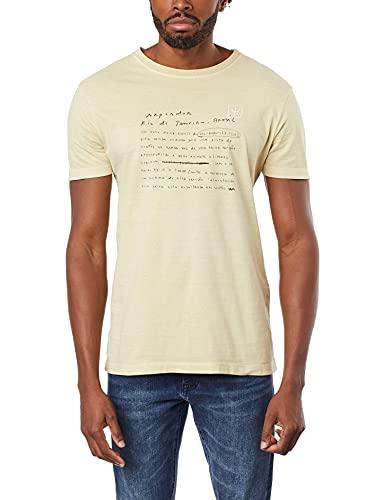 Camiseta,Stone Arpoador Sketch,Osklen,masculino,Pinus,G