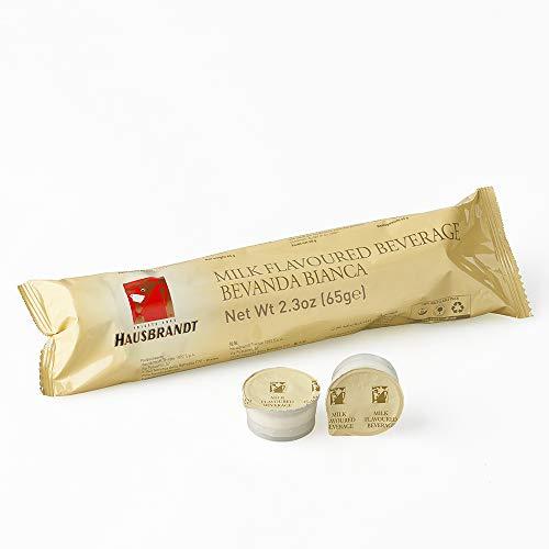 50 Capsule Hausbrandt Bevanda Bianca Preparato solubile per bevanda al gusto di latte confezionato in capsule monodose