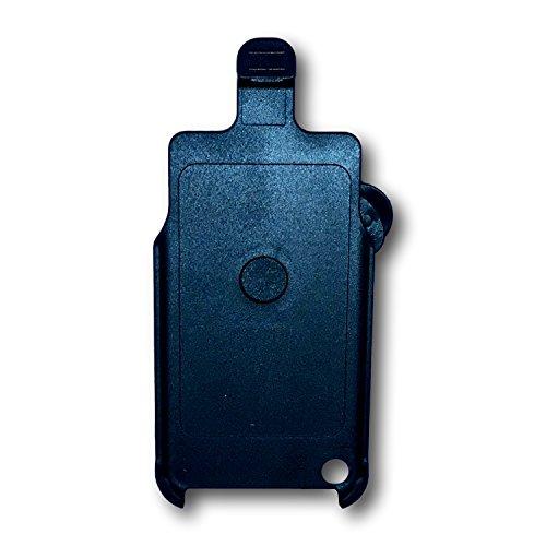 Ewirelessgear HOL-IPTCH5 for Apple iPod Touch 5th & 6th Generation Swivel Belt Clip Holster Case, Black