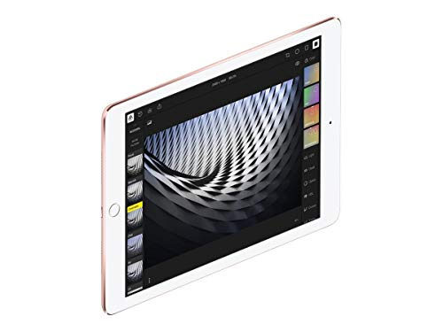 Apple iPad 9.7 (2017) 128GB Wi-Fi + Cellular - Gold - Entriegelte (Generalüberholt)