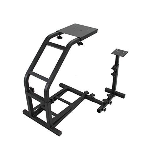 BTdahong Racing Wheel Stand Pro - Soporte para volante G29 G27 G25 para juegos de carreras, altura regulable, para juegos de carreras en PC y consola de juegos