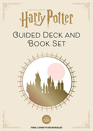 Harry Potter: Guided Deck and Book Set 1: (Harry Potter Inspiration, Gifts for Harry Potter Fans)