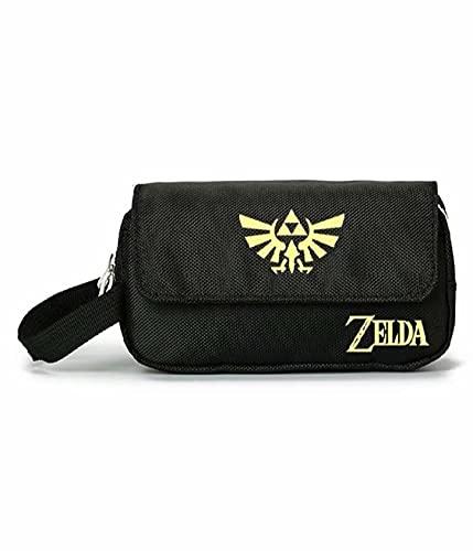 Zelda Federmäppchen Das heiß verkaufte The Legend of Zelda-Spiel, das Grundschüler der Mittelstufe umgibt, dreht ein Buntstift-Briefpapier mit großer Kapazität um