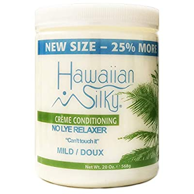 Hawaiian Silky no lye