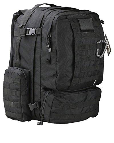 Viking Pack de Patrouille Molle 60L Noir