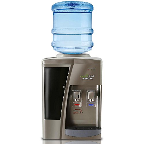 Our #5 Pick is the Nutrichef Countertop Water Cooler