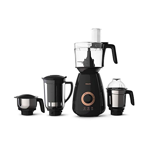 Philips HL7707/00 750-Watt Mixer Grinder With 4 jars