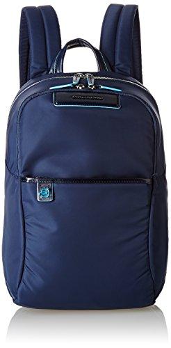 Piquadro Celion - Mochila, 39 cm, azul (Azul) - CA3214CE/BLU