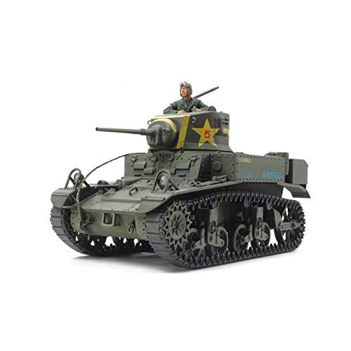 TAMIYA 35360 - 1:35 US M3 Stuart producción de maquetas, plástico, Hobby, Manualidades, Pegamento, maqueta, Modelo, Montaje