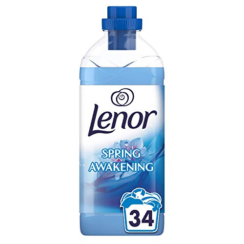 Lenor Fabric Conditioner, Spring Awakening, 34 Washes, 1.19L