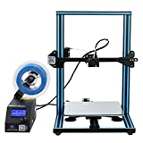 Creality 3D CR-10 3D Printer All Metal Frame Open Source Printer with Glass Bed 12x12x15.5 Inch Build Volume