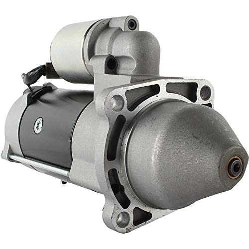 Db Electrical Sbo0099 Starter For Khd Deutz Engine 01180928Kz 118928 18232,Jlg 7020413 & Bosch 0-001-230-006, 0-001-230-014 by DB Electrical
