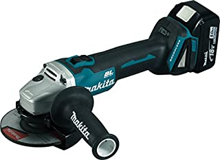 Makita Akku-Winkelschleifer, (18 V/5,0 Ah, im Makpac inklusive 2 Akkus und Ladegerät), DGA504RTJ (B00NGTQZWO) | Amazon price tracker / tracking, Amazon price history charts, Amazon price watches, Amazon price drop alerts