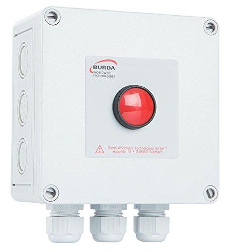 Burda TS6: Calefactor  6000 W IP65