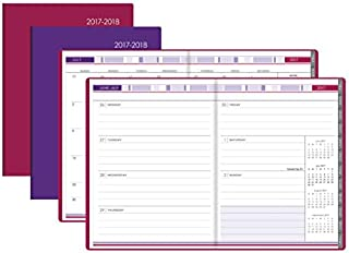 Divoga Metro Girl Weekly/Monthly Academic Planner, 8 1/2