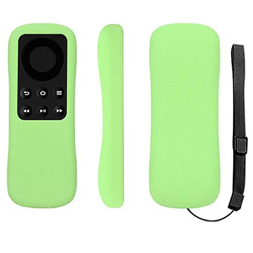NIUQY Charakteristisch Tragbarer Haltbares Geeignet für Amazon Fire TV Stick Media Player-Fernbedienung Silikonhülle Schutzhülle Haut Mode Personalisiert Style Matching