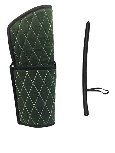 Dog Training Tools Set Including Arm Protection Bite Sleeve and Agitation Controlling Whip