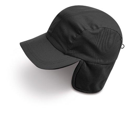 Cappello con caldo pile e para orecchie con pile cappello cappellino unisex