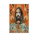 QWDAS George Harrison Creative Music Avatar Poster auf