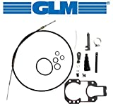 MERCRUISER ALPHA ONE SHIFT CABLE ASSEMBLY KIT | GLM Part Number: 21450; Sierra Part Number: 18-2603; Mercury Part Number: 865436A03