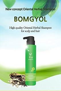 【BOMGYOL】Oriental Herbal Shampoo オリエンタル ハーバル シャンプー 250g
