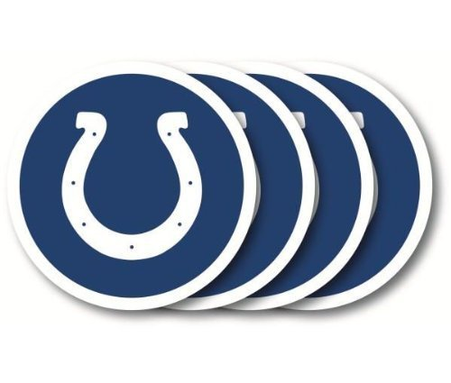 Indianapolis Colts Coaster (Set Of 4) by DuckHouse