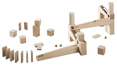 HABA 1128 Erstes Spielen Kugelbahn-Bausatz klein