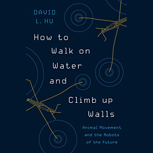 How to Walk on Water and Climb up Walls audiobook cover art