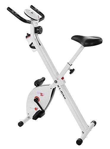 Christopeit Heimtrainer X 1 Bike - Bicicletas estáticas y de spinning para fitness