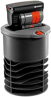 GARDENA OS 140 Pop up System Oscillating Sprinkler for Square and Rectangular Areas