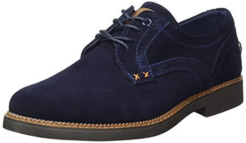 XTI 44216, Oxford Plano Hombre, Navy, 41 EU