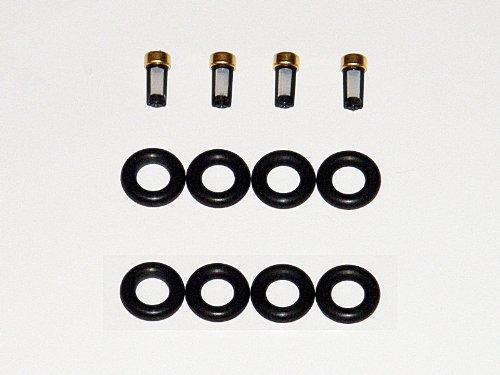 Bosch inyector reconstruir Kit Juntas filtros EV1 EV6 4
