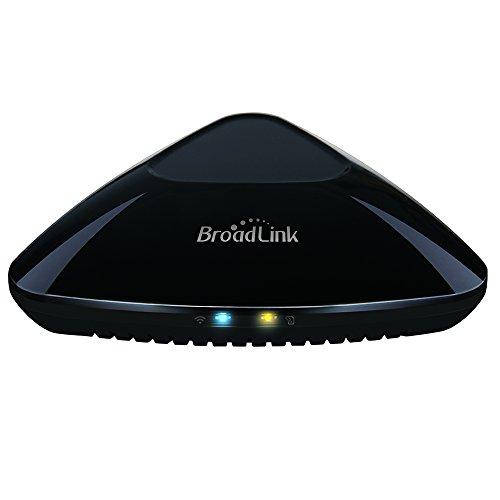 Kawaicat Broadlink RM Pro+ – Controlador Smart Home Hub WiFi/IR/RF, todo en uno, interruptor inteligente…