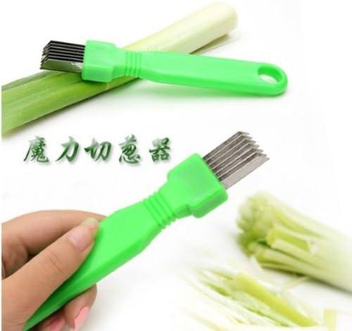 trust NEW Max 84% OFF Green Onion Vegetable Scallion Cutter Sharp