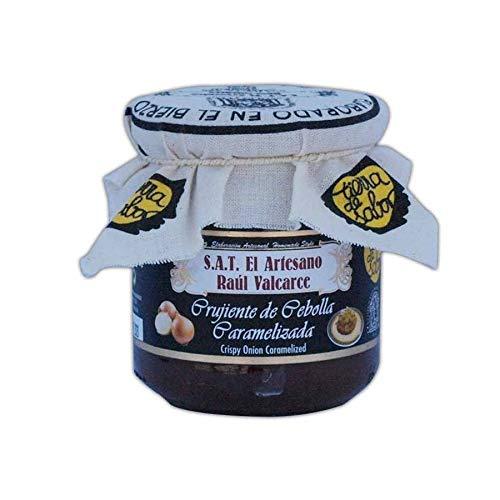 Crujiente de Cebolla del Bierzo Caramelizada 250 gr