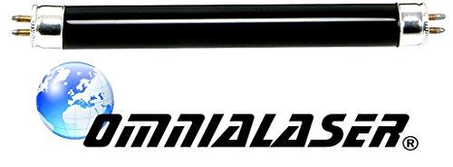 Lampadina OmniaLaser UV Ultra Violetta Wood Tubo Neon T5 4W 135mm x 16mm - OL-UVBLB135 - (T5 4W 135mm)