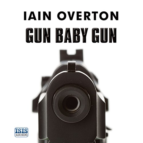Gun Baby Gun audiobook cover art