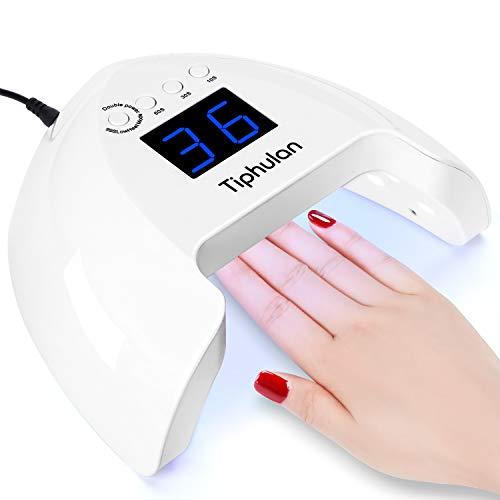 secador uñas led de la marca Tiphulan