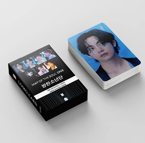 bts lomo cards 55 Pcs Bangtan Boys nuevo álbum MAP OF THE SOUL ON:E CONCEPT tarjeta...