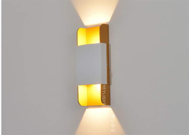 Aussenlampe Wandbeleuchtung Wandlampe Wandleuchte Innen 25X14 Cm Schlafzimmer Wandleuchte Kreative Korridor Gang Wandleuchte Led Dekoratives Licht Nachttischlampe Nachtlicht