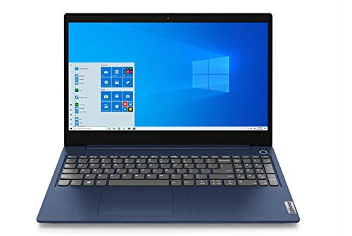 "Lenovo IdeaPad 3 Notebook, Display 15.6"" Full HD TN, Processore AMD Ryzen 3 3250U, 256 GB SSD, RAM 8 GB, Windows 10, Abyss Blue"