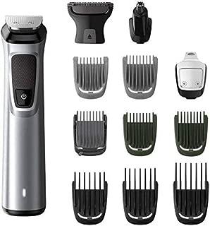 Philips MG7715 Multi-Grooming Kit For Men Cordless Grooming Kit for Men (Silver, Black)